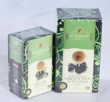 Richy Private Label Green Tea